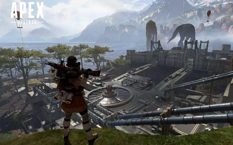 لعبة Apex Legends المجانية من EA