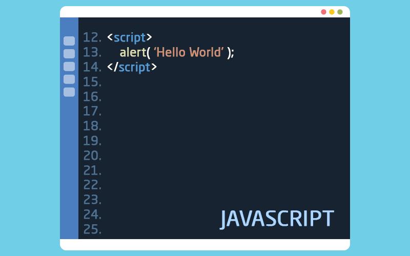 لغة البرمجة جافا سكريبت
