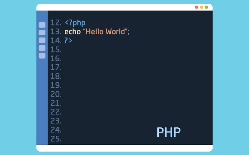 لغة البرمجة بي إتش بي