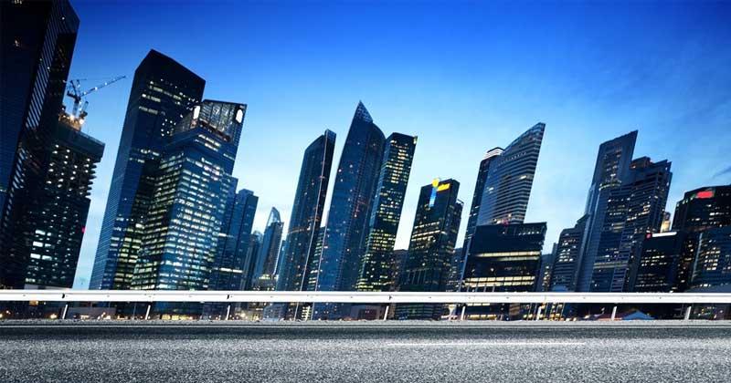 تأثير الغالق المتدحرج على المباني