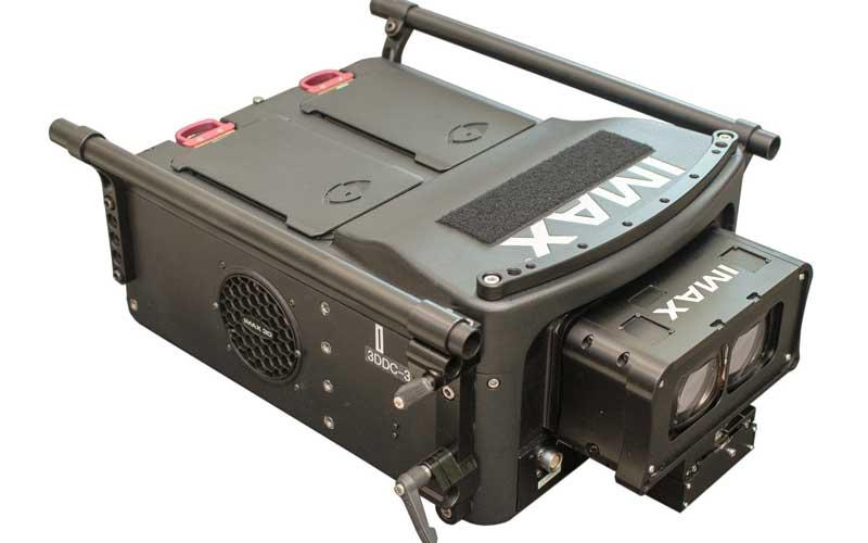 كاميرا سينمائية ثلاثية الأبعاد