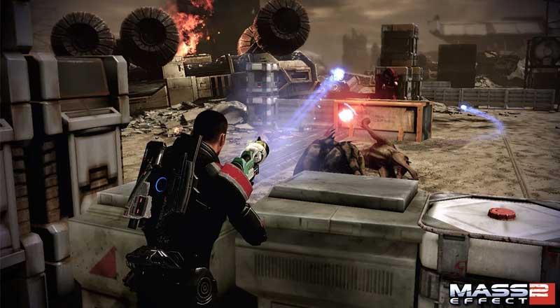لعبة Mass Effect 2