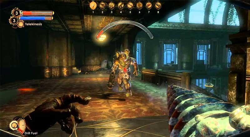 لعبة BioShock