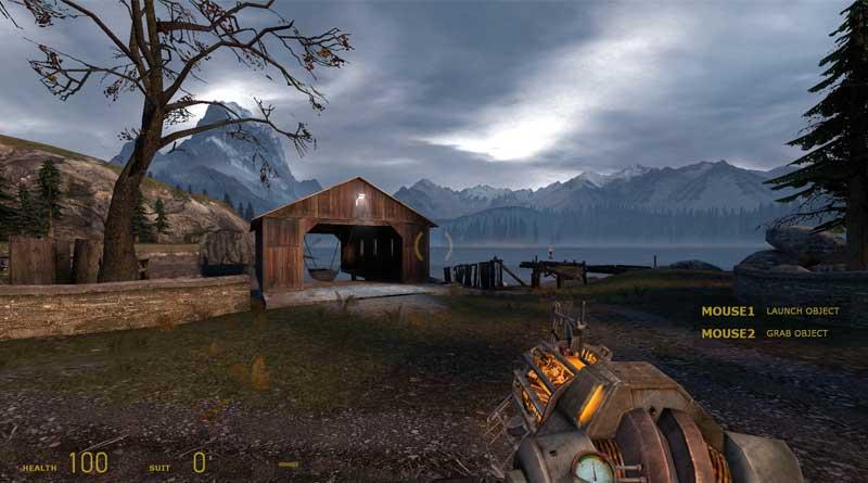لعبة Half-Life 2