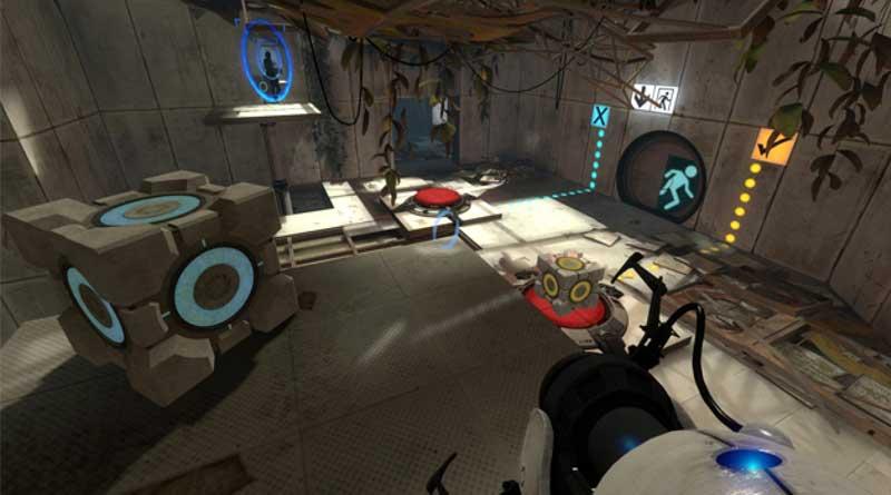 لعبة Portal 2
