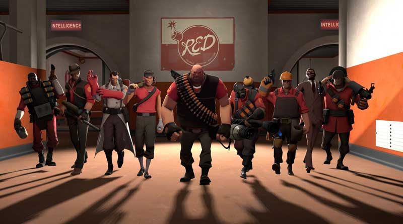 لعبة Team Fortress 2