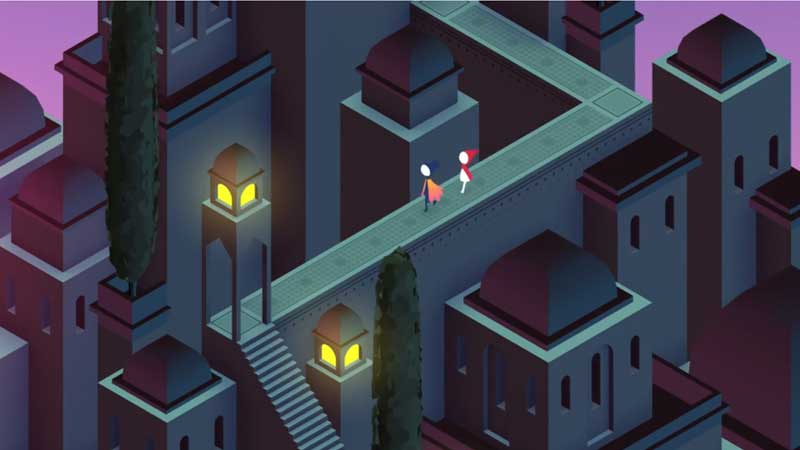 لعبة Monument Valley 2