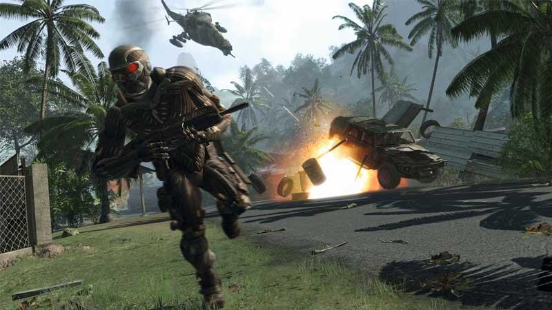 لعبة Crysis