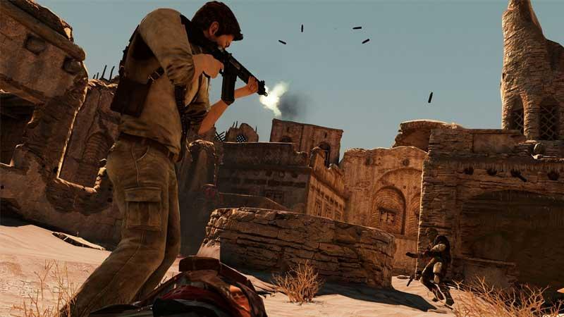 لعبة Uncharted 3
