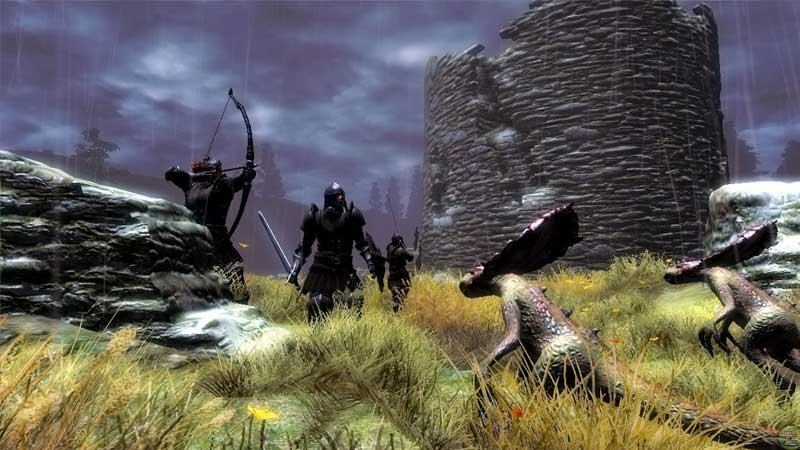 لعبة The Elder Scrolls IV: Oblivion