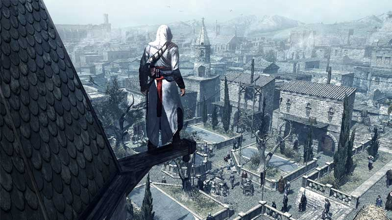 لعبة Assassin's Creed