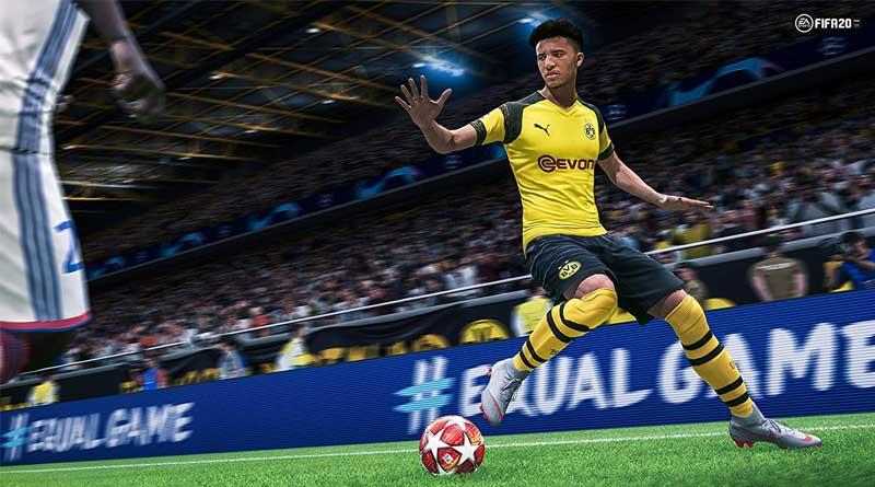 لعبة FIFA 20