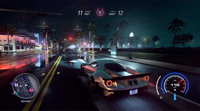 لعبة Need for Speed: Heat
