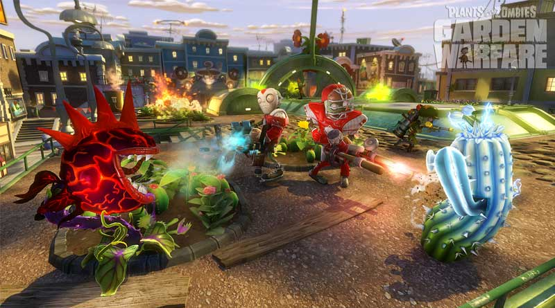 لعبة Plants Vs. Zombies: Garden Warfare