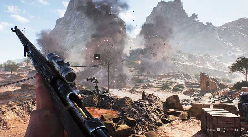 لعبة Battlefield V