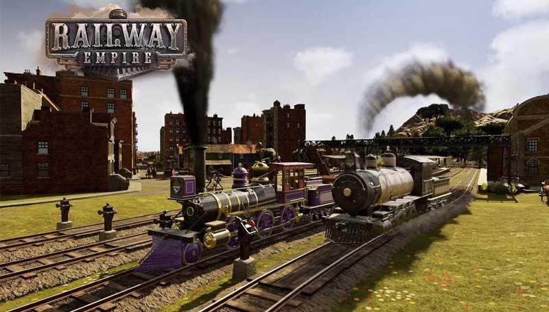لعبة محاكاة القطارات Railway Empire
