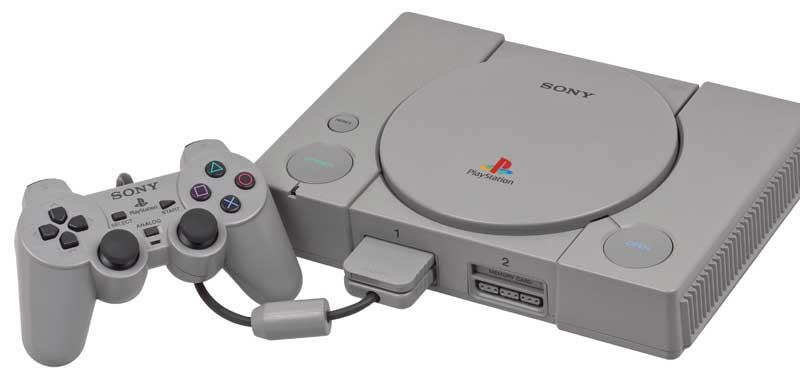 مشغل ألعاب PlayStation