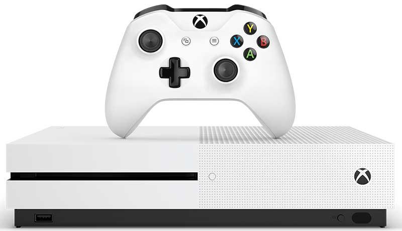 مشغل ألعاب Xbox One