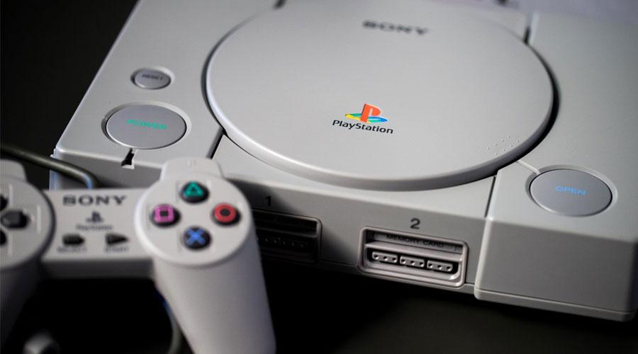 مشغل ألعاب PlayStation 1