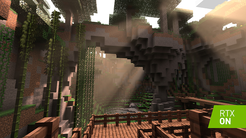 لعبة Minecraft تضيف تعقب الأشعة بشكل تجريبي وتبدو كلعبة جديدة كلياً